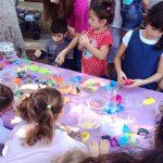 Детский фестиваль в зоопарке Лимасола