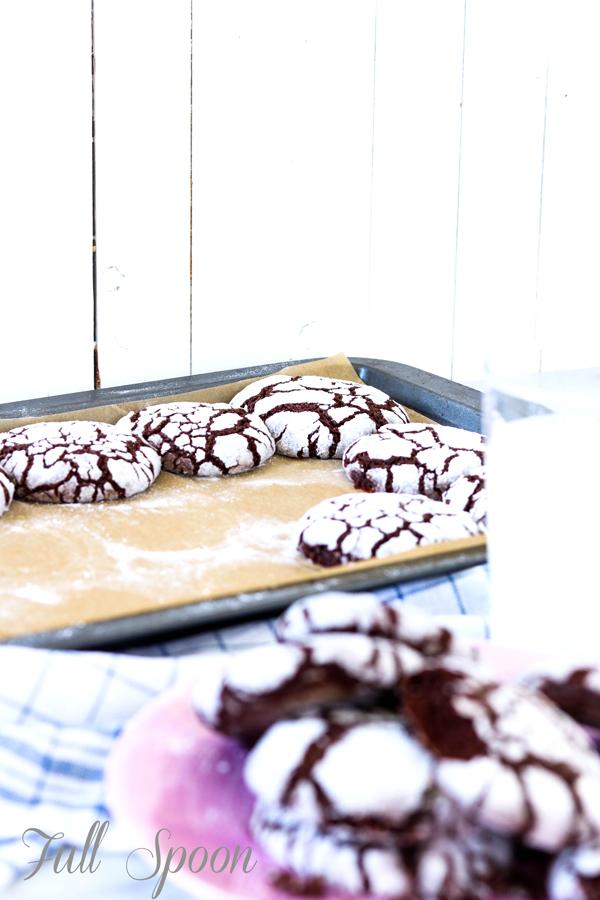 Рецепт печенья, шоколадное печенье