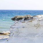 Кипр. Белые скалы (камни).