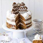 Имбирный торт
