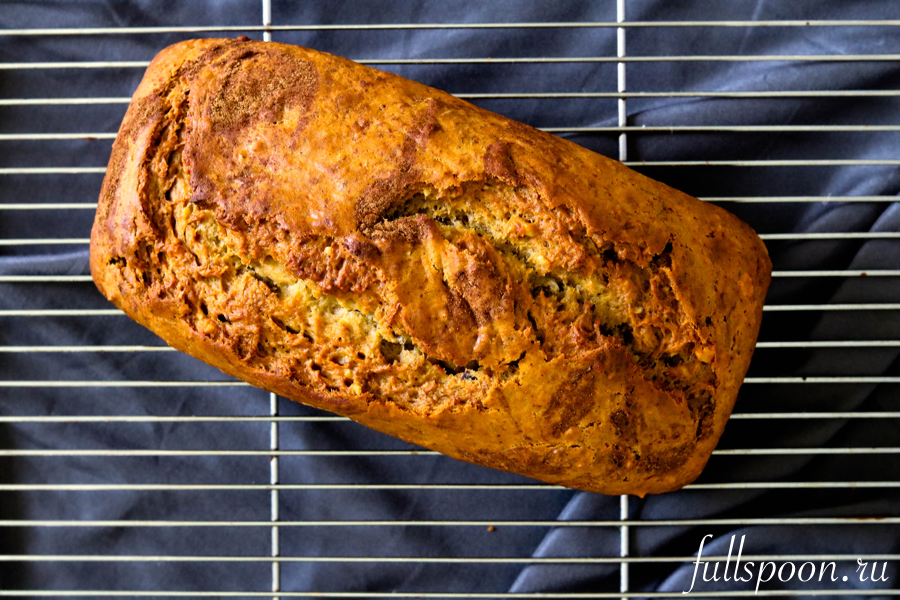 Банановый хлеб