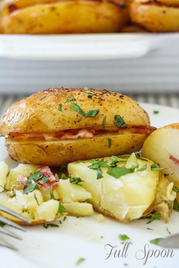 Картошка из духовки, картошка по деревенски из духовки, картошка, картошка из духовки