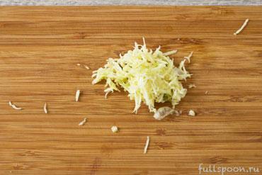 Рис с сыром Тофу