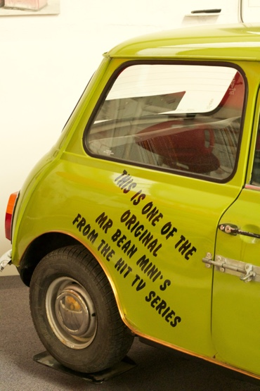 Автомобильный музей в Лимасоле