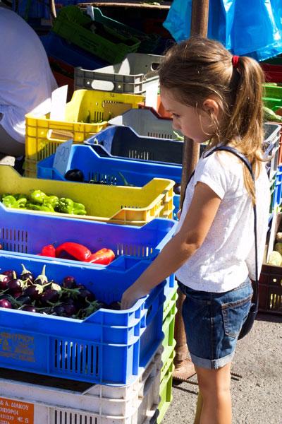 Рынок в Лимасоле