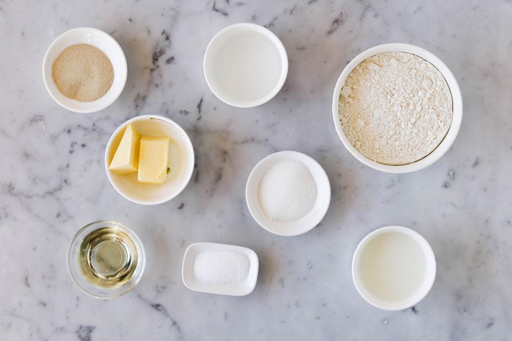 Ингредиенты для тыквенного пюре