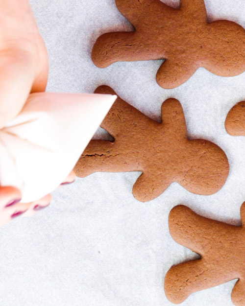 Как приготовить сахарную глазурь?